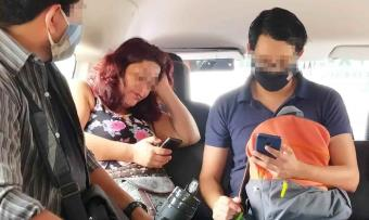 Se resisten a usar cubrebocas algunos usuarios del transporte público