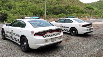 Detiene Guardia Nacional a 5 personas con más de 55 mil dólares de aparente procedencia ilícita