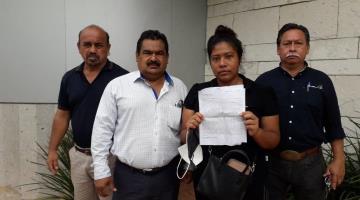 Denuncian ciudadanos que organización los citó por promesa de trabajo en Dos Bocas y los terminaron afiliando a partido