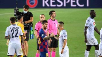 Barcelona y Bayern avanzan a cuartos de final de la Champions League