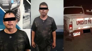 Aprehenden a jardinero que robó una camioneta en la Villahermosa-Teapa