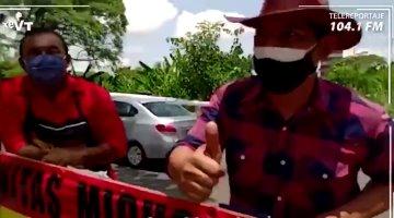 Lanza ´El Cerdito Gaviotero´ el reto #YoSíUsoElCubrebocas