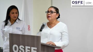 Renuncia Elia Magdalena Cruz como fiscal especial del OSFE