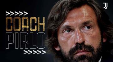 ¡Oficial! Andrea Pirlo es nuevo entrenador de la Juventus