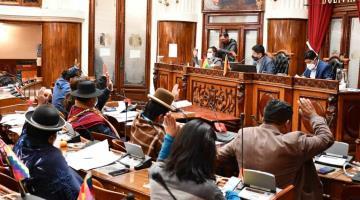 Autoriza congreso de Bolivia dióxido de cloro para tratar Covid-19