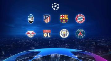 Se definen horarios y fechas de Cuartos de Champions League