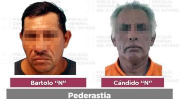 Por homicidio y pederastia cumple FGE órdenes de aprehensión contra tres sujetos