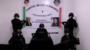 ´O se alinean o se mueren´, advierte Cártel de Los Alemanes al destapar su presencia en SLP