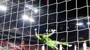 Inter y Manchester United, semifinalistas de la Europa League