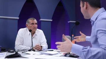 Evita Adán Augusto revelar si la UIF Tabasco investiga a Gaudiano