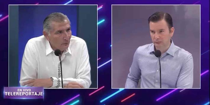 Evita AALH revelar si UIF Tabasco investiga a Gerardo Gaudiano