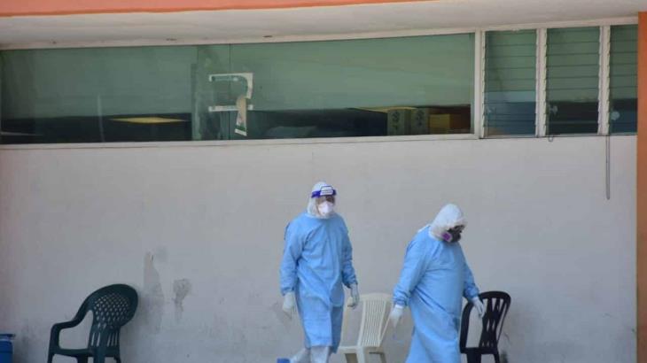 Siguen disminuyendo las hospitalizaciones por Covid en Tabasco; ayer se atendían a 509 pacientes