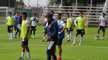 Vucetich sería presentado este jueves con Chivas