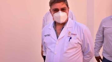 Informa Fernando Mayans que dio negativo a una prueba de COVID