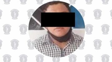 Aprehenden a sujeto que circulaba a bordo de una moto robada en Estanzuela