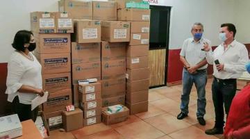 Entregarán medicamentos gratis a familias de escasos recursos en Tenosique