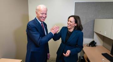 Elige Joe Biden a senadora Kamala Harris como compañera de fórmula en la Vicepresidencia