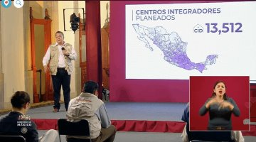 Anuncia Coordinación de programas para el desarrollo, apertura de 1480 centros integradores
