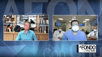 Médicos se han atendido tarde por miedo a ser hospitalizados y por eso han muerto lamenta dirección del Juan Graham
