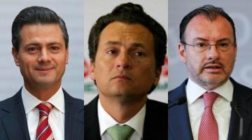 Acusa Lozoya a Peña y Videgaray de sobornos superiores a los 500 mdp