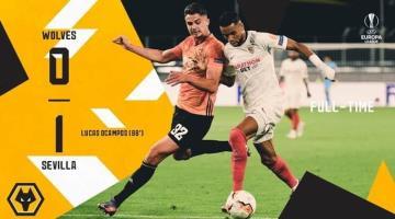 Con fallo de Jiménez, eliminan a los Wolves y se definen ´Semis´ de la Europa League