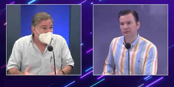 Tuvo miedo de morir a causa del covid-19, admite Fernando Mayans