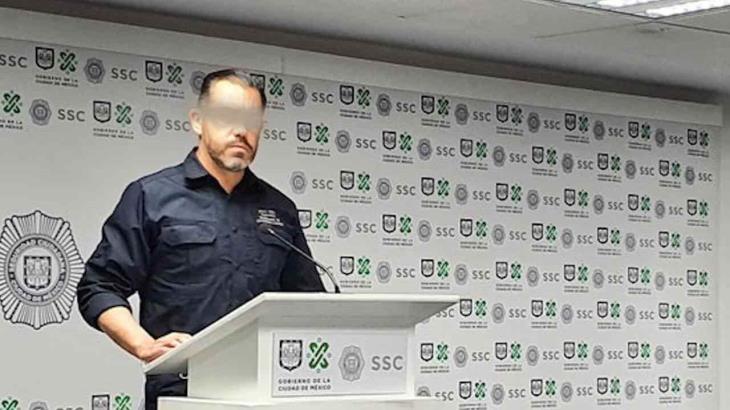 Juez federal gira orden de aprehensión en contra de Jesús Orta Martínez, extitular de la SSC de la CDMX