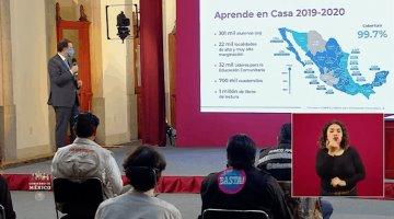 138 mil estudiantes de localidades marginadas no tomarán clases por TV; iniciarán ciclo escolar con cuadernillos: Conafe