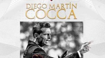 Llega Diego Cocca como nuevo DT del Atlas