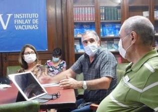 Sector biofarmacéutico de Cuba trabaja en cuatro vacunas experimentales contra el COVID