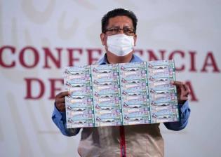 ´Cachitos´ que no se vendan para la rifa del Avión serán para el sector salud: Lotería Nacional