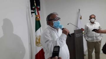 Procedimiento resarcitorio contra administración de Gaudiano es por un daño patrimonial de 7.4 millones al SAS, confirma OSFE