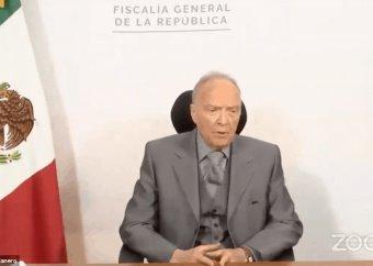 Reconoce FGR trato diferenciado a Lozoya; ha colaborado con las autoridades