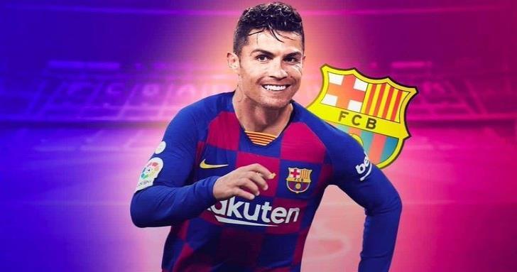 Ofrecen que Cristiano Ronaldo vaya al FC Barcelona