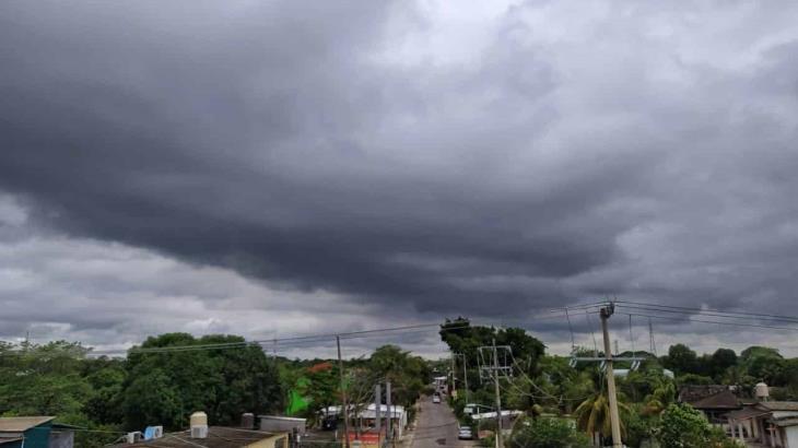 Prevé Conagua para hoy lluvias de hasta 75 milímetros en algunas regiones de Tabasco