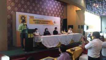 PRD sigue siendo el partido con más militantes en Tabasco: INE