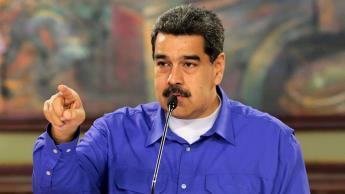 """""""Anuncia"""" Maduro que Venezuela consiguió medicina que anula al 100 por ciento el Covid-19"""