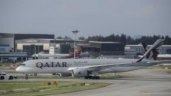 Obligan a revisión ginecológica a pasajeras tras hallazgo de recién nacido en aeropuerto de Qatar