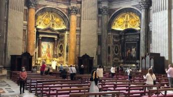 Celebraciones de Navidad, serán sin público, debido a la pandemia, informa El Vaticano