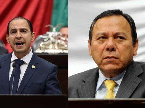 Ofrecen dirigencias nacionales del PAN y PRD respaldo a la Alianza Federalista
