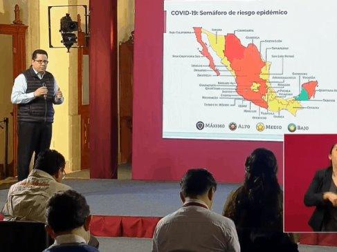 Llega México a los más de 900 mil casos confirmados acumulados de Covid-19