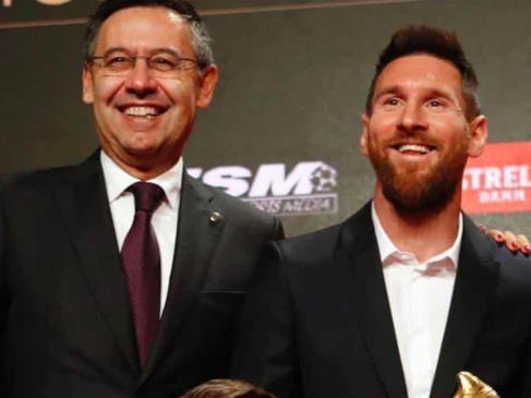 """Bartomeu deja la Presidencia del Barça por """"no arriesgar"""" la salud de los socios"""