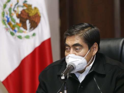 Pacto federal no depende de su voluntad dice gobernador de Puebla a sus homólogos