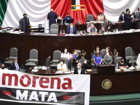 Oposición rompe quórum en San Lázaro y frenan discusión de las Reformas a la Ley General de Salud