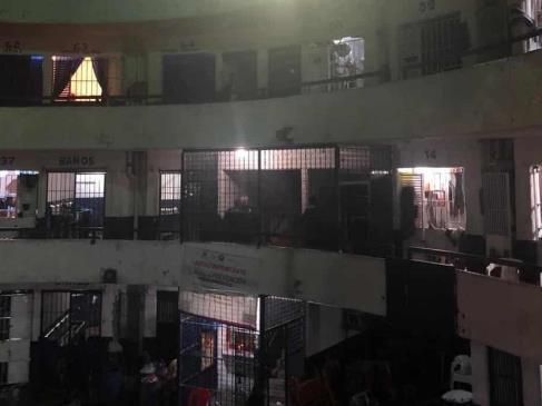 Se registra riña en el Penal de Cuautla, Morelos
