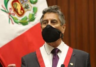 Piden al presidente electo de Perú, Pedro Castillo, seguir con la vacunación contra el COVID