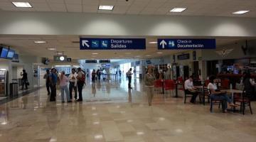 Aeropuerto de Villahermosa registra aumento de 78.6% en tráfico de pasajeros en abril