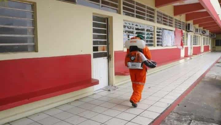 Considera legisladora local de Morena que sí existen condiciones para el retorno a clases presenciales en Tabasco