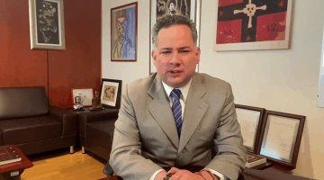 Santiago Nieto, titular de la UIF da positivo a COVID-19