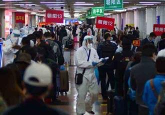 Con 76 contagios de COVID-19, China registra su mayor cifra diaria desde enero